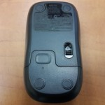 Logitech M210 Mouse buttom