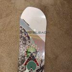 info-bleach-smokin-awesymmetrical -snowboard-tail